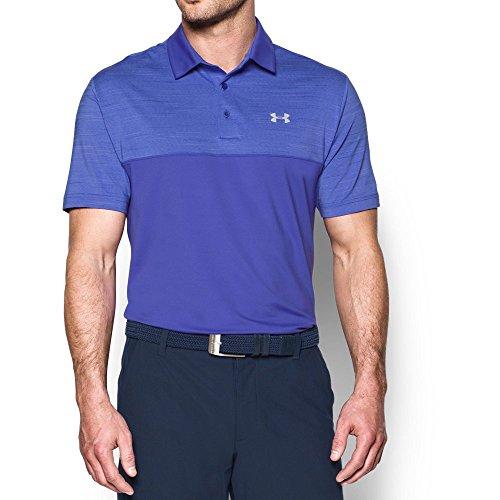 (アンダーアーマー)UNDER ARMOUR プレイオフポロブロック(ゴルフ/ポロシャツ/MEN)[1297612]