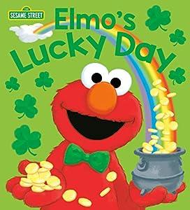Elmo's Lucky Day (Sesame Street) (Sesame Street Board Books)
