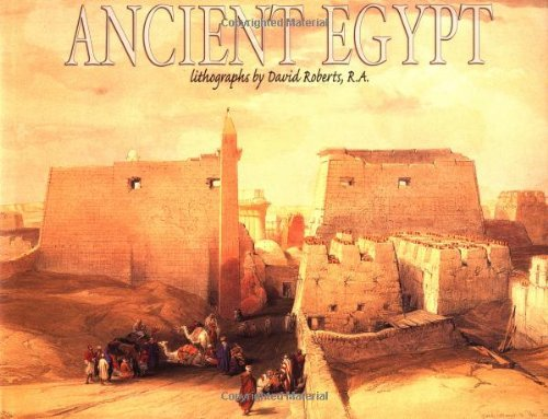 Ancient Egypt Lithographs by David Roberts (2008-07-30)