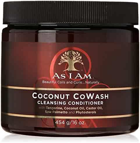 As I Am Coconut CoWash Cleansing Conditioner - Promotes Healthy Hair 16oz