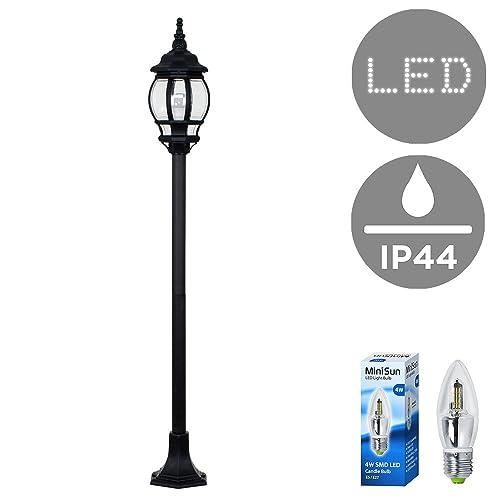 Outdoor Lamp Post Amazon: Lamp Posts: Amazon.co.uk