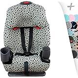 JANABEBE Foam cover liner for Graco Nautilus Car Seat protector Janabebé (BLACK STAR)