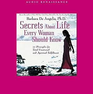 Secrets About Life Every Woman Should Know Audiobook