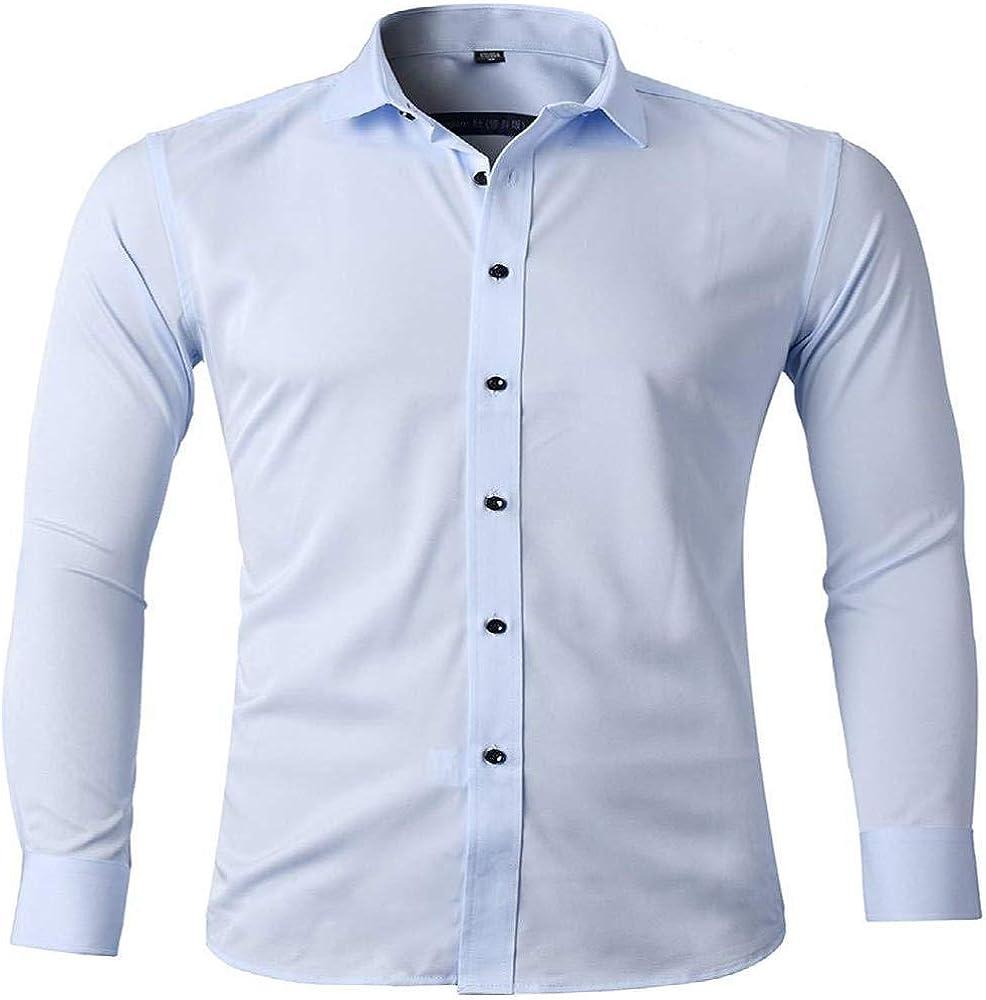 Camiseta de manga larga para hombre de la marca U/A Business de Comercio Extranjero de hierro libre camisa de los hombres de la juventud: Amazon.es: Ropa y accesorios