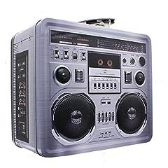Retro Boombox Radio