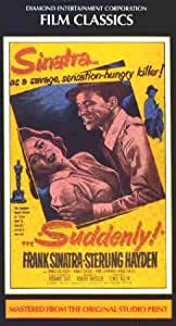 Suddenly [VHS]