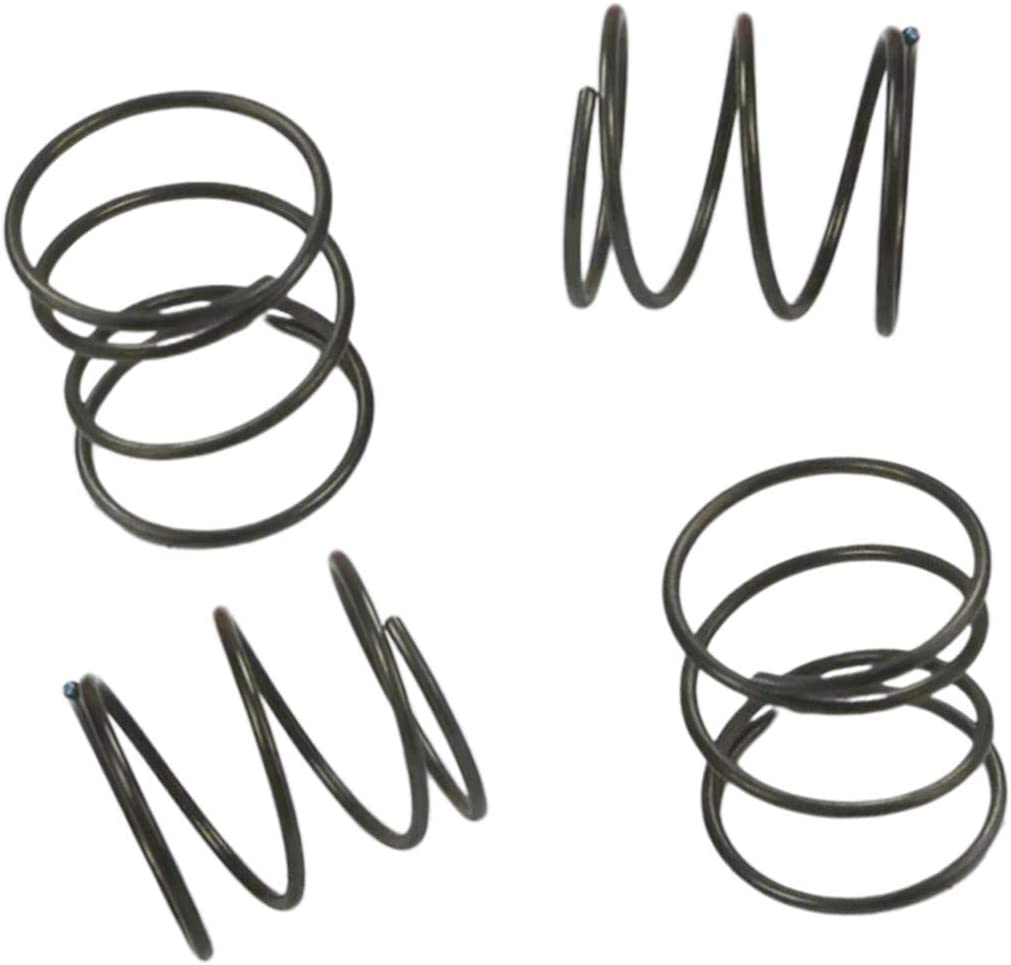 ZOOMY 5pcs Trimmer Head Springs Grass Trimmer Head Accessories Springs Replacement Fit