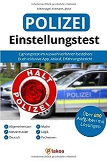 Testtraining Polizei Und Feuerwehr Pdf