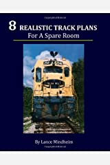 8 Realistic Track Plans For A Spare Room Paperback