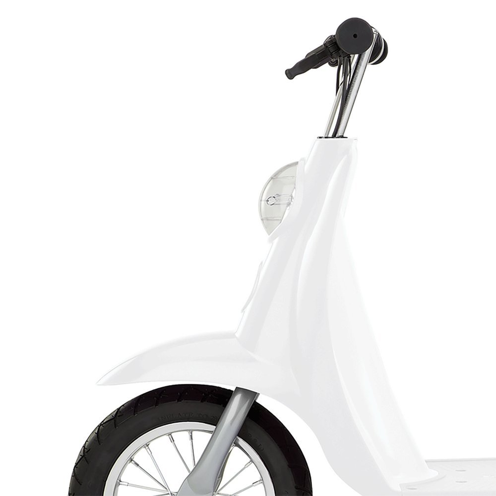 Razor Pocket Mod Miniature Euro 24V 250W Toy Electric Motor Scooter & Helmet by Razor