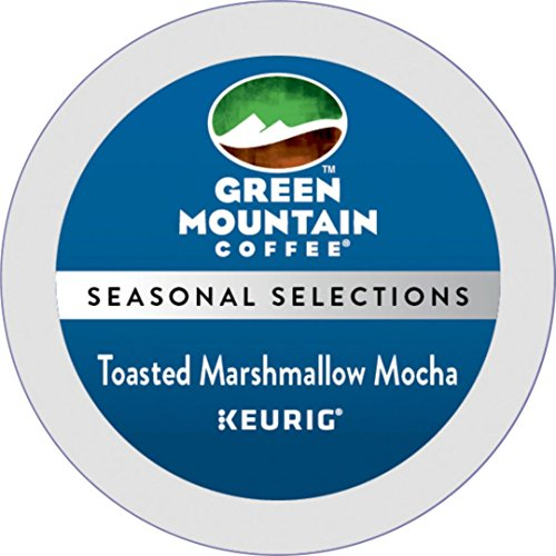 (Green Mountain Coffee Toasted Marshmallow Mocha K-Cup (48)