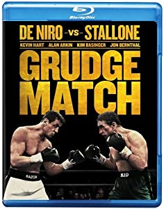 Cover Image for 'Grudge Match (Blu-ray + DVD + UltraViolet Combo Pack)'