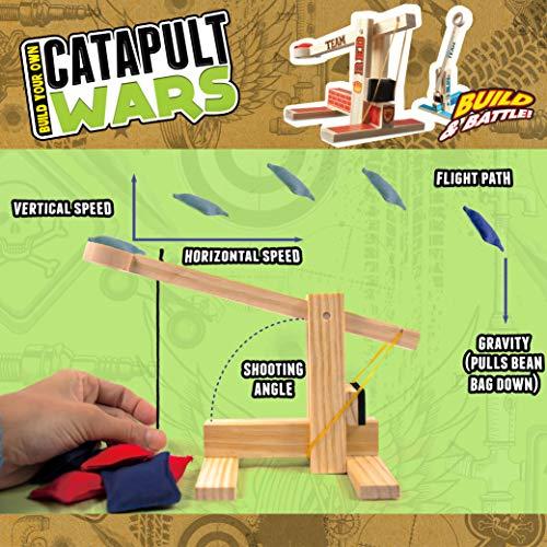 51Bk7Ph52%2BL - Boy Craft Catapult Wars by Horizon Group USA