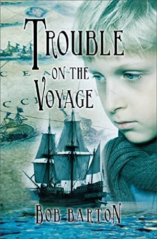 book cover of Trouble On the Voyage