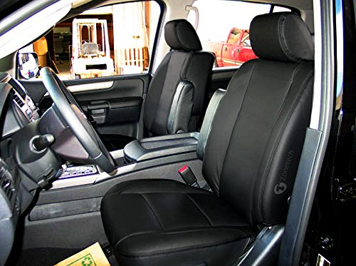 zone tech leather car interior set covers premium quality solid black universal car seat. Black Bedroom Furniture Sets. Home Design Ideas