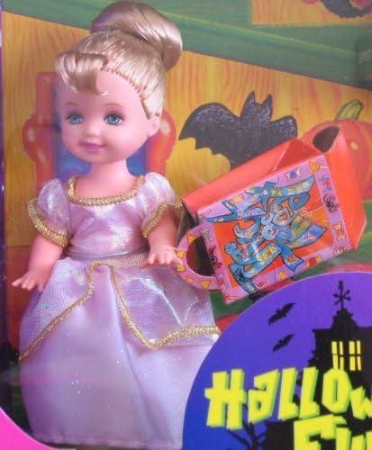 1998 Barbie KELLY Halloween Fun Lil Friends of Kelly Gift Set Target Special Edition Mattel 23796