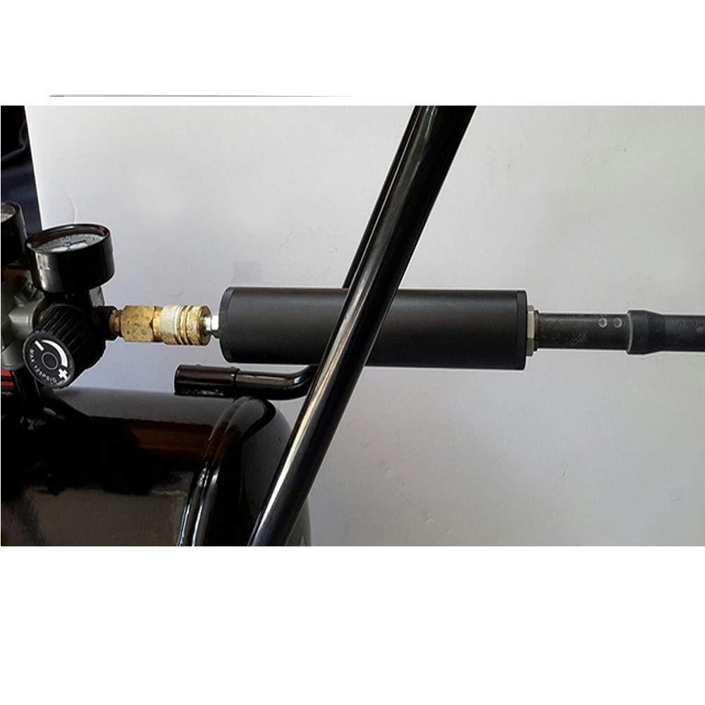 PQYRACING New Billet Aluminum Fuel Filter 5//8-24 Turbo Air Filter Compatible for Napa 4003 WIX 24003 /…