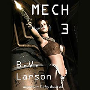 Mech 3: The Empress Audiobook
