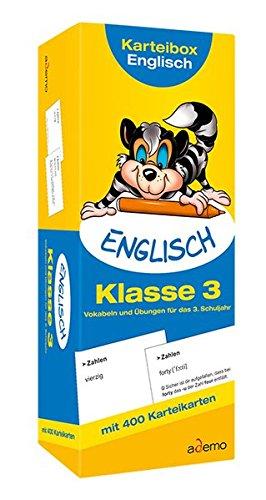 Karteibox Englisch Klasse 3