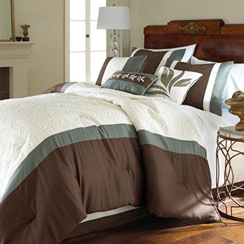 Amrapur Overseas Crestwood 8-Piece Comforter Set (Crestwood Comforter)