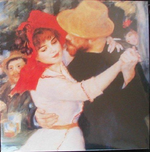 Pierre Renoir Jigsaw Puzzle - Danse a la Bougival