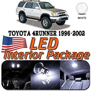 Amazon.com: SUPER WHITE 8 Light Bulbs LED SMD Interior