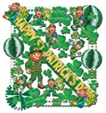 St Patrick Decorating Kit - 37 Pcs Party Accessory (1 count)