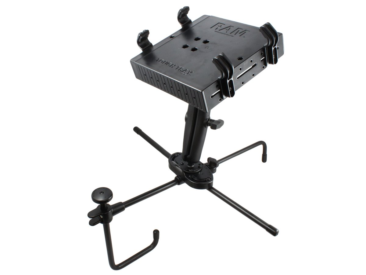 RAM Mounts (RAM-SM1-D-234-3) Seat-Mate System with Tough Tray