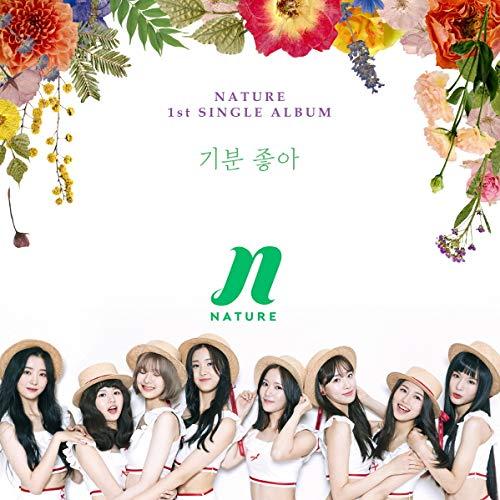 - Stone Music Entertainment NATURE - 1st Single Album CD+Photobook+2Photocards