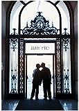Couple at City Hall Cartolina di auguri