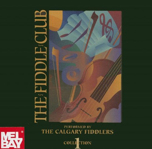 Fiddle Club Volume 1 CD (Fiddle Club Collection)