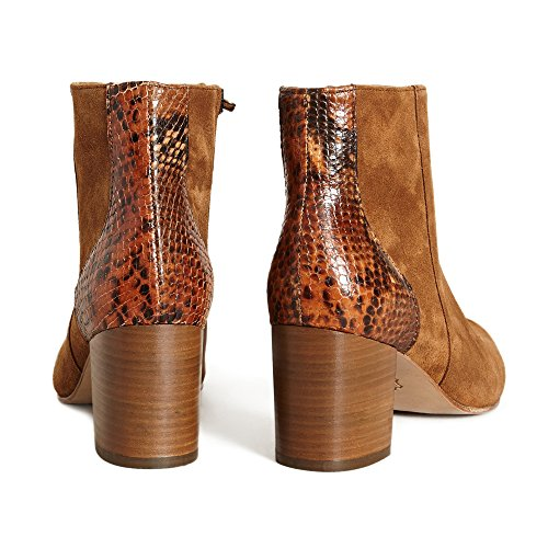 Antologi Paris Gabin Boots 48138 Cognac Färg Cognac Färg