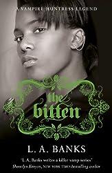 The Bitten: A Vampire Huntress Legend Book