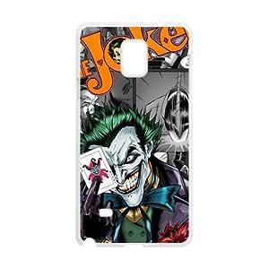 Amusing joker Cell Phone Case for Samsung Galaxy Note4