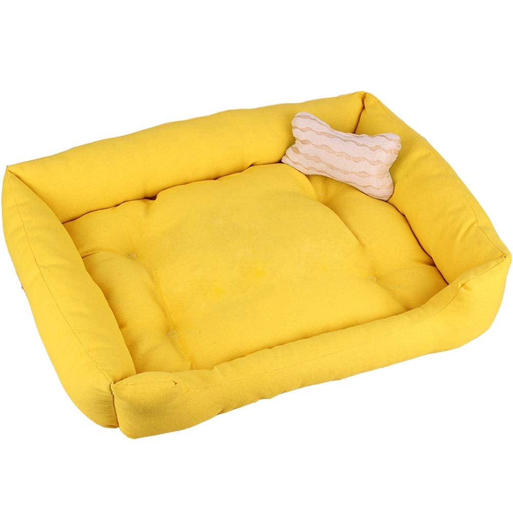 D XS D XS HR Kennel Washable Kennel Cat Nest For Small Dog Large Dog Pet Small Dog Winter Keep Warm (color   D, Size   XS)