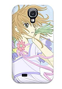 Ultra Slim Fit Hard ChrisPeters Case Cover Specially Made For Galaxy S4- Sakura - Tsubasa: Reservoir Chronicle