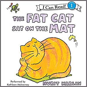 The Fat Cat Sat on the Mat Audiobook