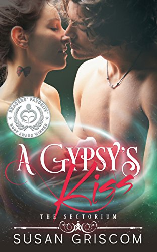 A Gypsy's Kiss: Breena and Hawk - A Supernatural Love Story by [Griscom, Susan]
