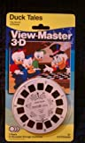 Duck Tales View-Master 3 Reel Set - 21 3-d Images