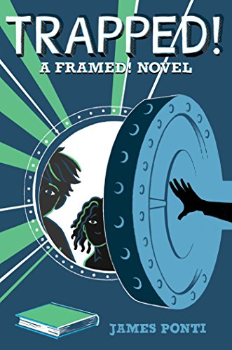 Trapped! (Framed! Book 3)