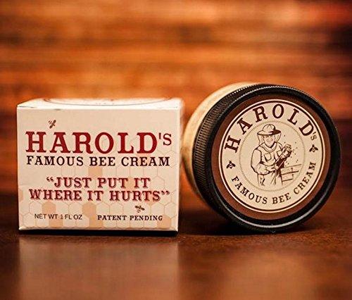 Harold's Famous Bee Cream 2oz by Harold's Famous Bee Cream