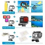 Kupton Accessories Kit Bundle for GoPro Hero 8