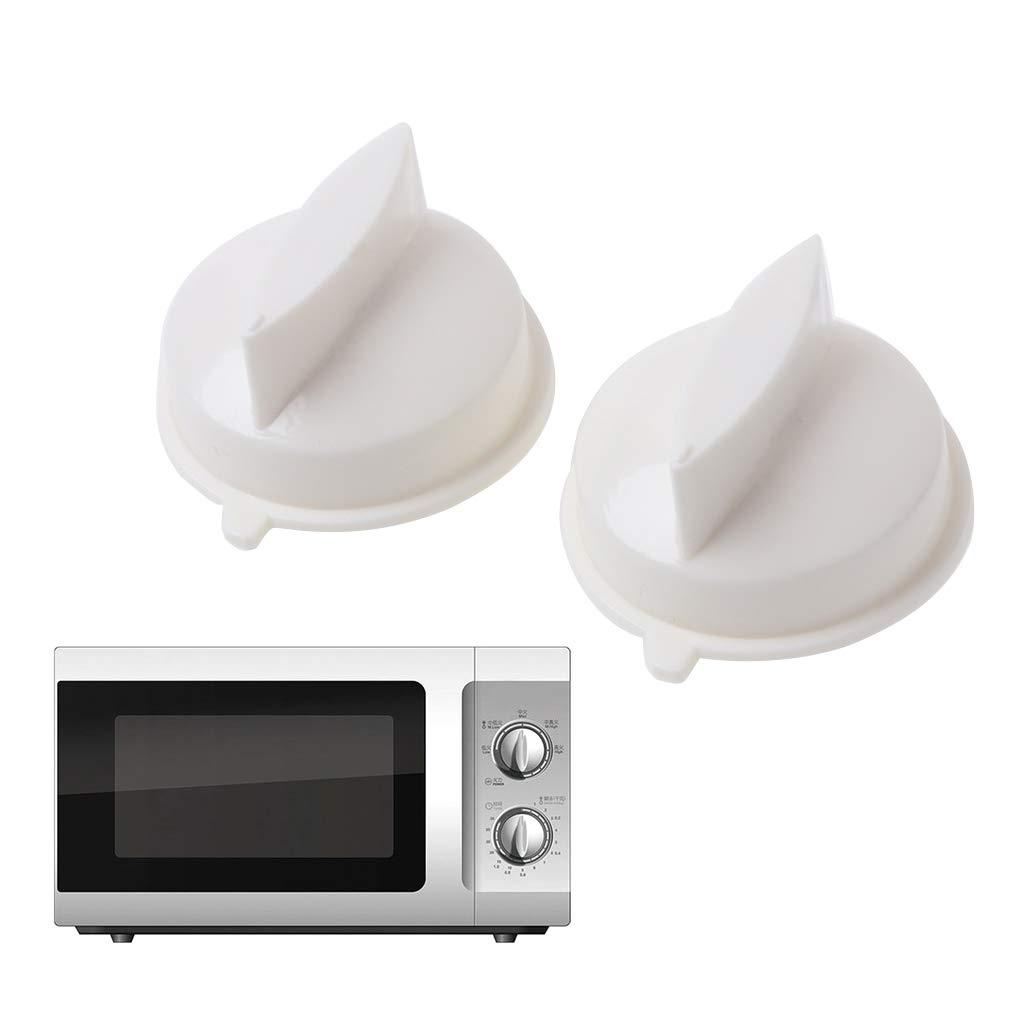 Yuaierchen 2 perillas de control universal para microondas, horno ...