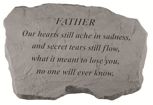 Kay Berry Inc Father-Our Hearts Still Ache…