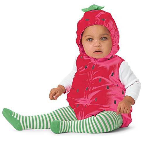 [Carter's Baby Halloween Costume Many Styles (24m, Strawberry)] (Strawberry Halloween Costumes)