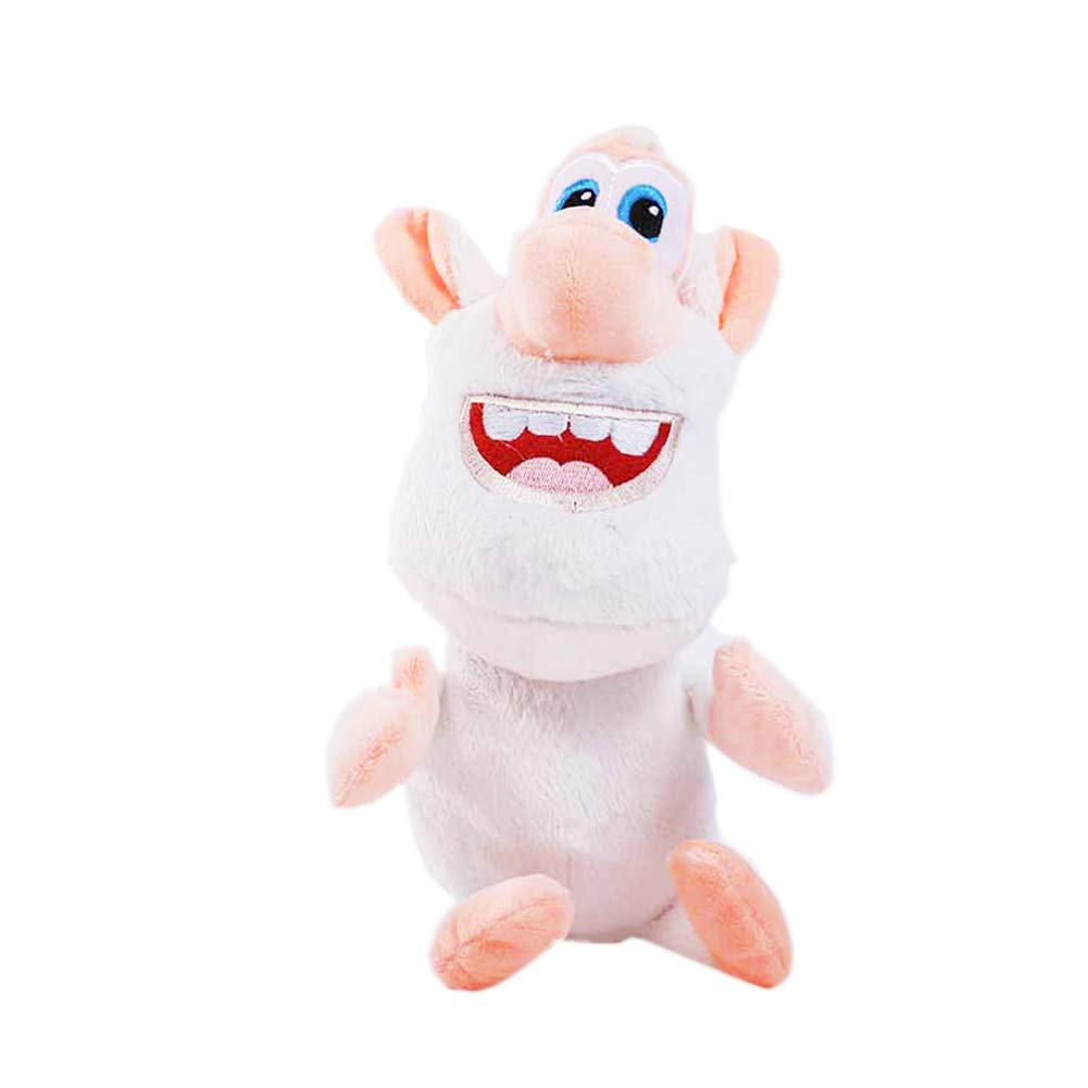 mazeshop Cartoon TV Russian White Pig Plush Doll Soft Stuffed Toys 12 inch