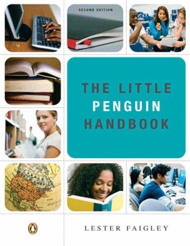 Little Penguin Handbook, The (2nd Edition)