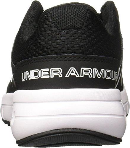 Under Armour Womens Dash 2 Nero / Bianco / Bianco