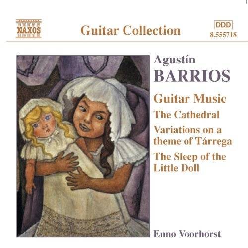 Barrios Mangore: Guitar Music, Vol. 2