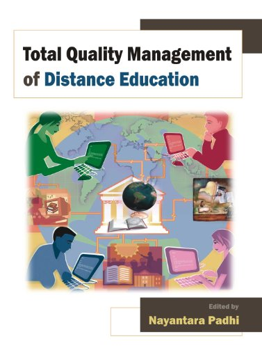 Total Quality Management of Distance Education